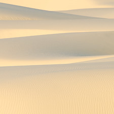 Waves - White Sands National Monument, New Mexico